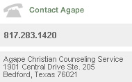 Contact Agape